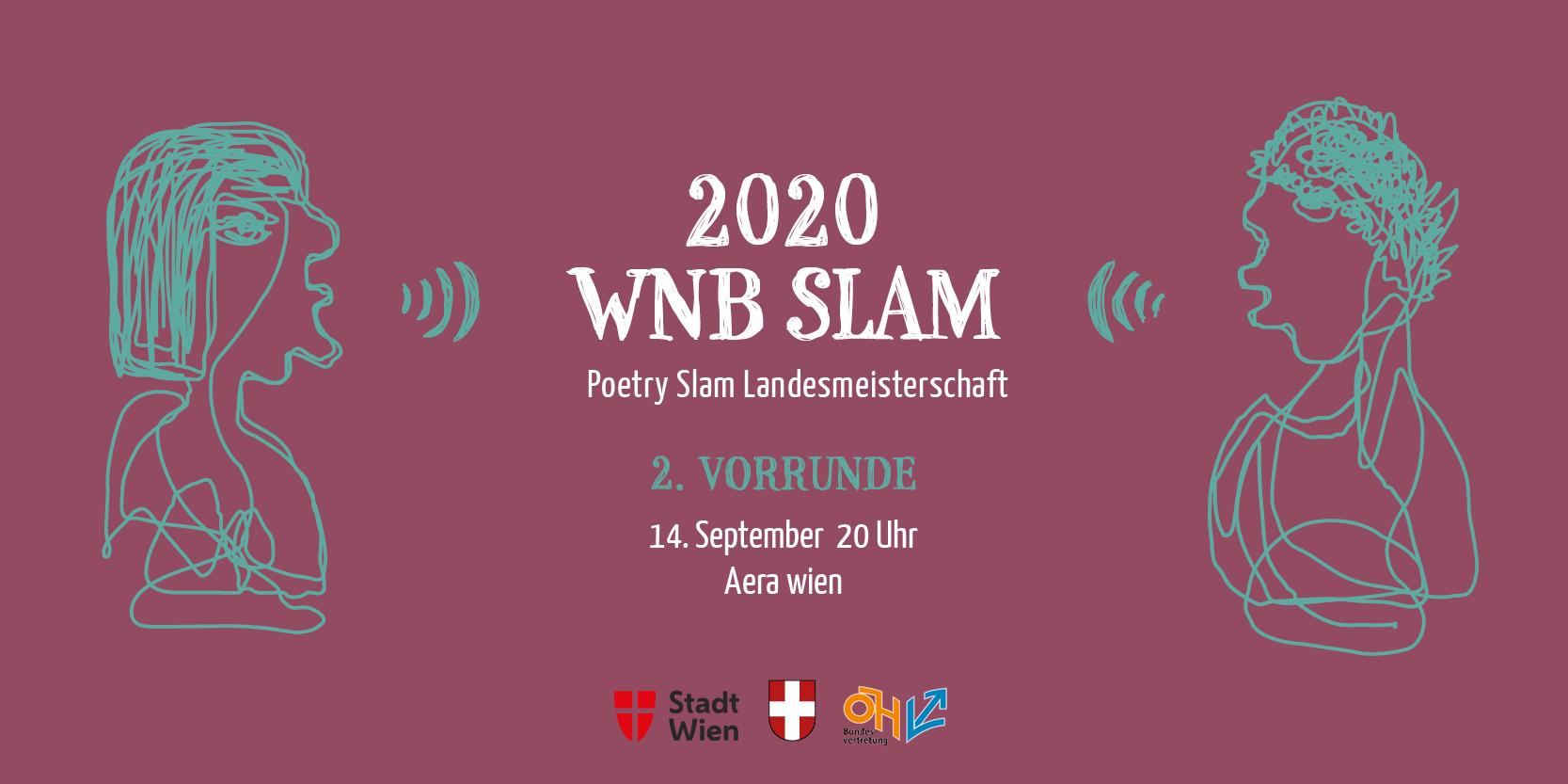 WNB SLAM 2020 Vorrunde 2 am 14. September 2020 @ Aera.