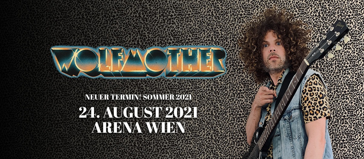 Wolfmother am 25. August 2020 @ Arena Wien - Open Air.