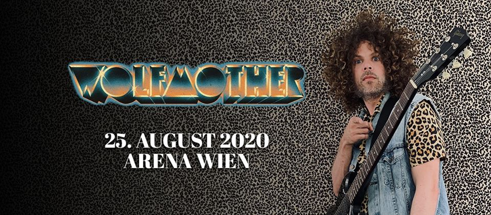Wolfmother am 25. August 2020 @ Arena Open Air.