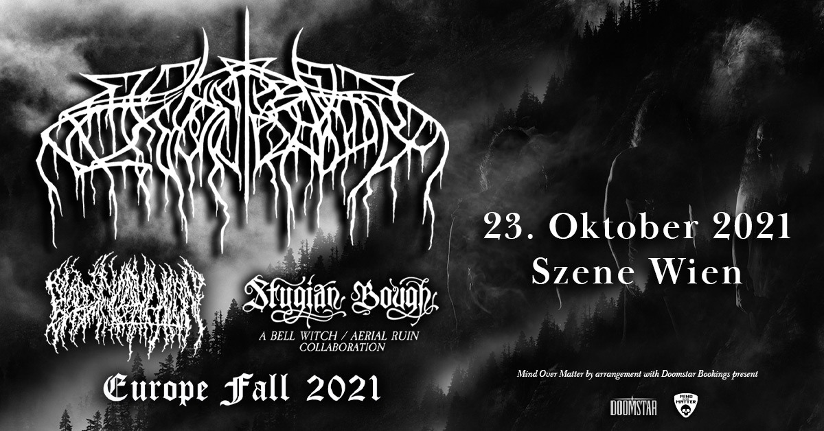Wolves In The Throne Room am 23. October 2021 @ Szene Wien.