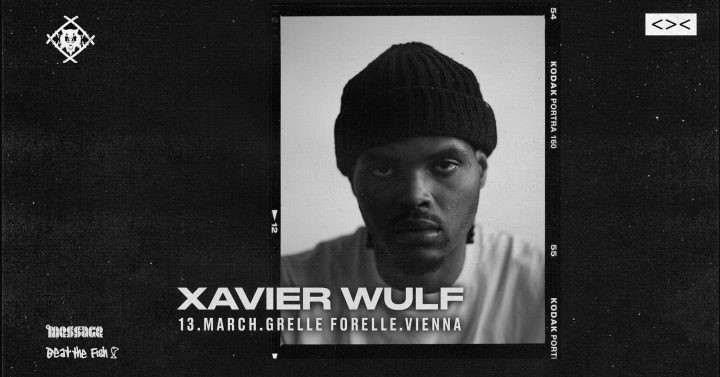 Xavier Wulf am 13. March 2019 @ Grelle Forelle.