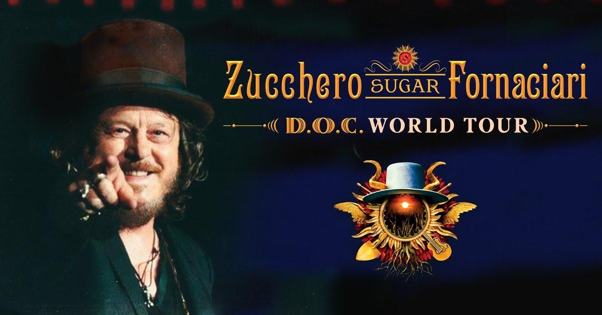Zucchero am 10. July 2021 @ Burg Clam.