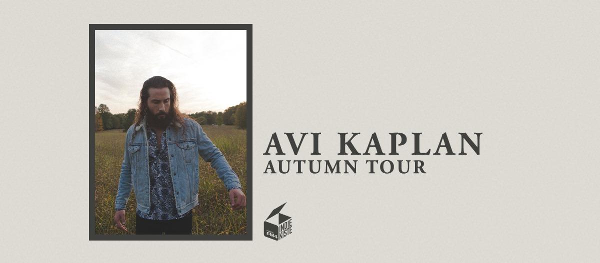 Avi Kaplan am 5. November 2020 @ Arena Wien - Große Halle.