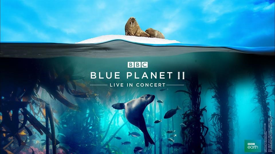 Blue Planet II – Live In Concert am 17. May 2020 @ Wiener Stadthalle - Halle D.