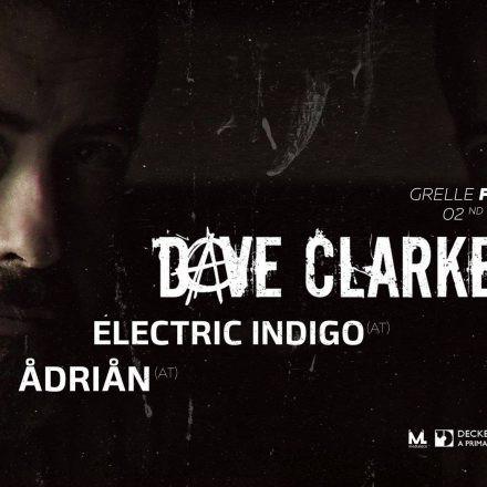 Techno.Deluxe w/ Dave Clarke x Electric Indigo