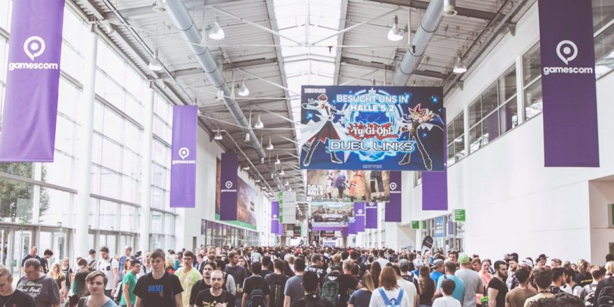 Gamescom 2018