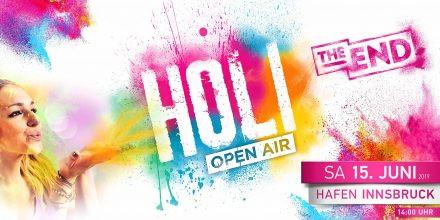 HOLI Festival der Farben Innsbruck 2019 - The End
