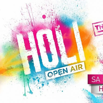 HOLI Festival der Farben LINZ 2019 - The End