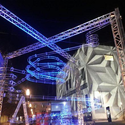 Lumina - die leuchtende Kugelbahn