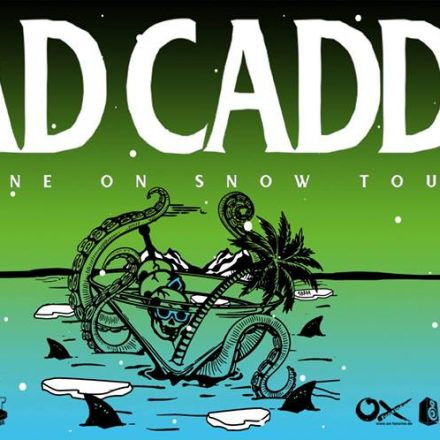 Mad Caddies, Rude Tins, Jon Gazi