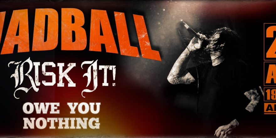 Madball, Risk It!, Owe You Nothing
