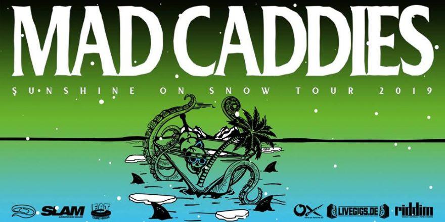 Mad Caddies, Rude Tins, Jon Gazi