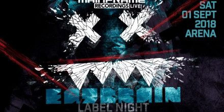 Mainframe Recordings Live pres. Eatbrain Night + Open Air