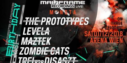 Mainframe Recordings Live pres. Disaszt & Daxta´s Birthday Bash