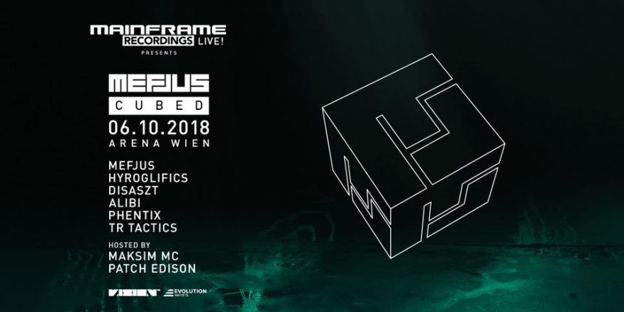 Mainframe Recordings Live pres. Mefjus Cubed Live