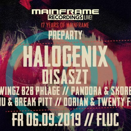 17 Years of Mainframe Pre-Party