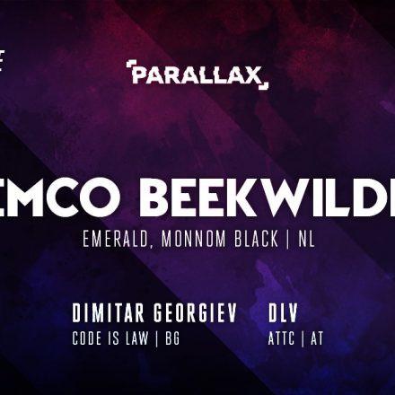 Parallax w/ Remco Beekwilder