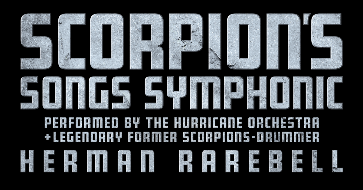 The Hurricane Orchestra feat. Herman Rarebell am 25. February 2021 @ Szene Wien.