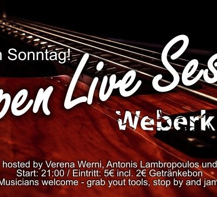 Open Live Session