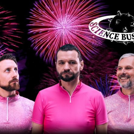 Science Busters - Silvester Edition 2019