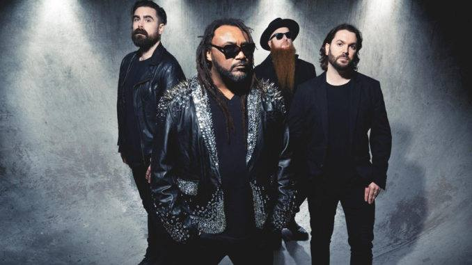Skindred am 13. February 2019 @ Simm City.