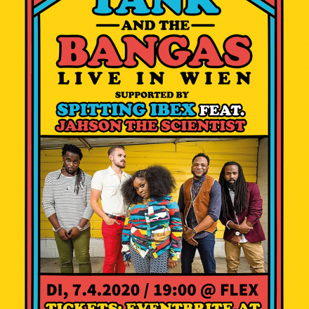 Tank and the Bangas / LIVE in Wien