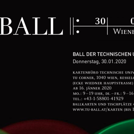 TU Ball 2020