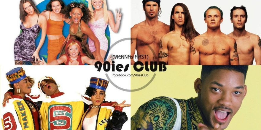 Let's talk about 90ies Club!