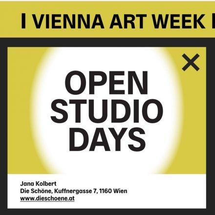 Open Studio Days - Vienna Art Week