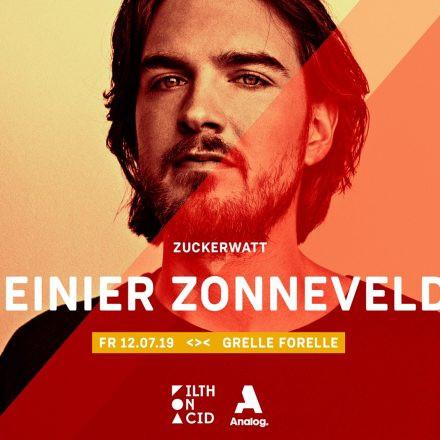 ZUCKERWATT w/ Reinier Zonneveld Live