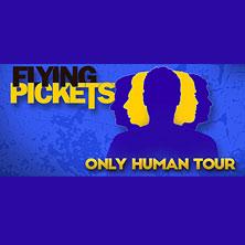Flying Pickets - Only Human Tour am 19. March 2020 @ Veranstaltungszentrum Judenburg.