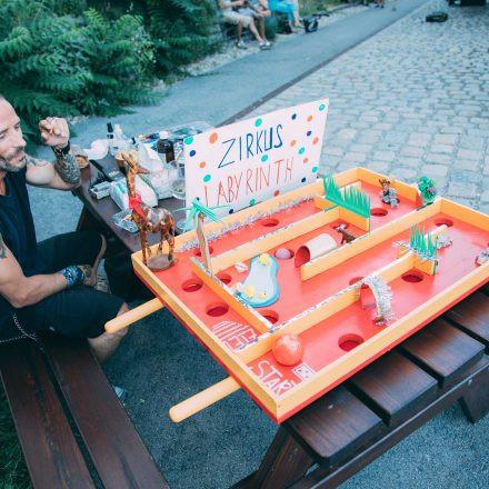 FirleTanz meets Zirkus Abnormal OPEN AIR @ Wien