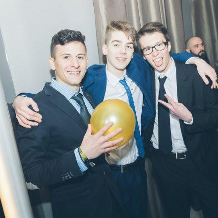 Schulball der Hltw21 @ Palais Wertheim Wien