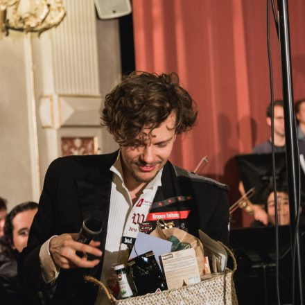 Premieren Konzert MIO + technochor @ Borromäus Saal Wien