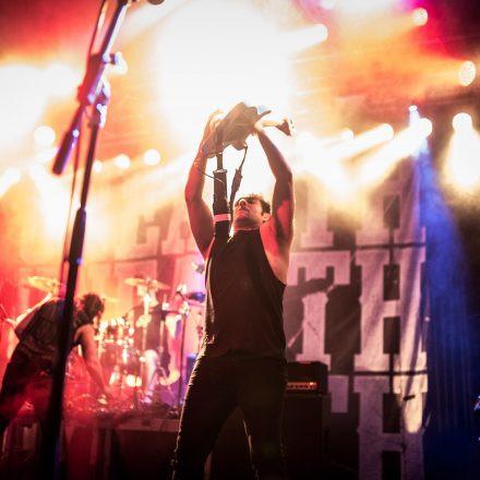 Death To False Metal Core Tour @ Arena Wien