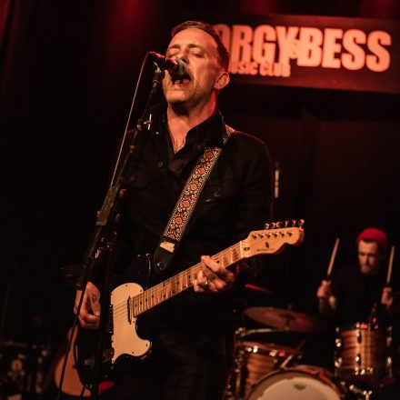Dave Hause And The Mermaid @ Porgy & Bess
