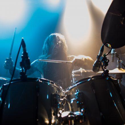 Windhand + Grime @ Arena Wien