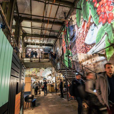 Vienna Coffee Festival 2019 @ Ottakringer Brauerei
