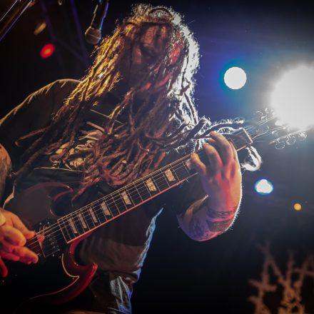 Napalm Death @ Arena Wien