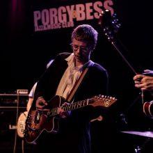 Jesper Munk @ Porgy & Bess