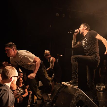 Sick Of It All - Comeback Kid - Cancer Bats @ Arena Wien