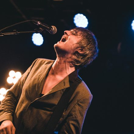 Peter Doherty & The Puta Madres @ WUK Wien