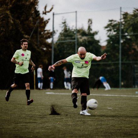 Band Fussball Cup @ Sportplatz Wiener Viktoria