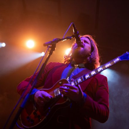 Rival Sons - Winter Tour 2019 @ Ottakringer Brauerei