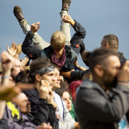 Nova Rock Festival 2018 - Day 1 [Part 2] @ Pannonia Fields
