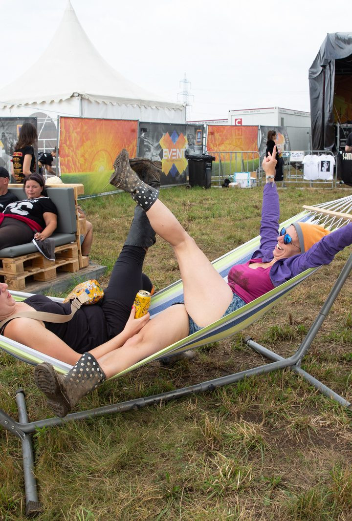 Nova Rock Festival 2018 – Day 2 [Part 2] @ Pannonia Fields