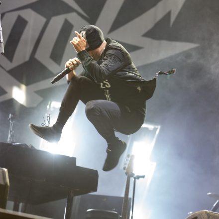 Nova Rock Festival 2018 – Day 4 [Part 2] @ Pannonia Fields