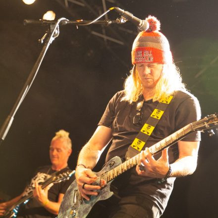 Puddle of Mudd @ Arena Wien - Große Halle