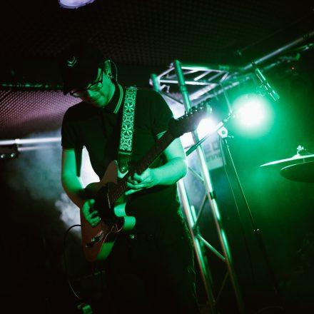 Fox Stevenson [LIVE] @ Replugged Wien