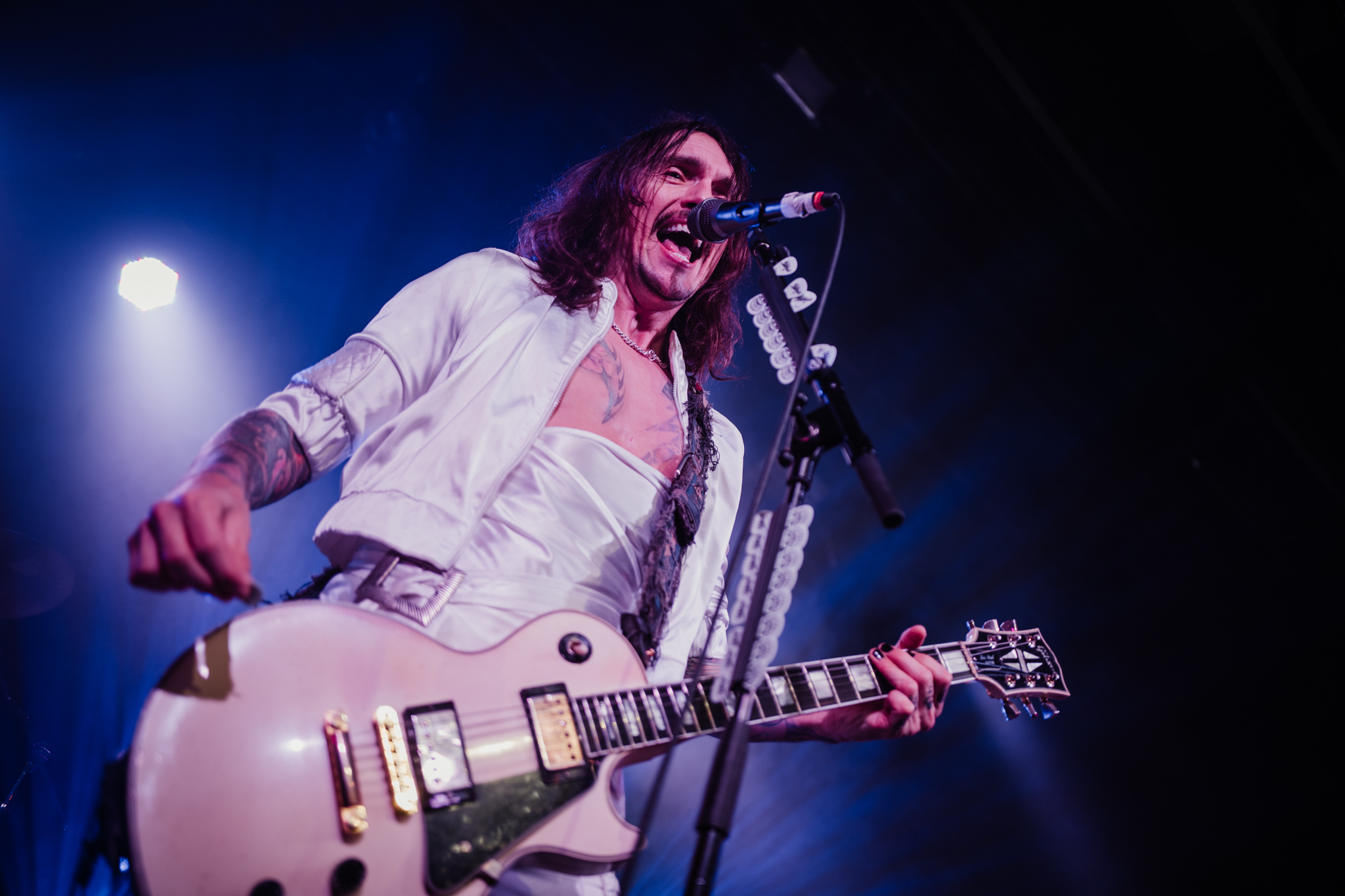 The Darkness @ Simm City Wien